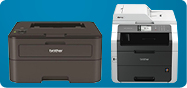 brother laser printers small
