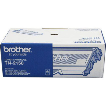 Brother TN2150 Black Toner