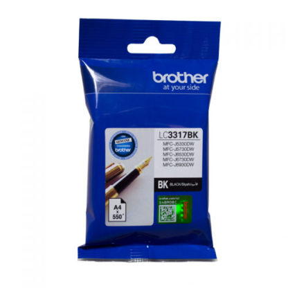 Brother Ink LC3317 Black