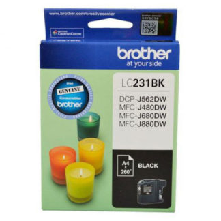 Brother Ink LC231 Black
