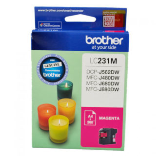 Brother Ink LC231 Magenta