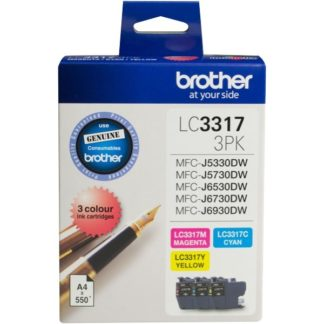 Brother Ink LC3317 3pk