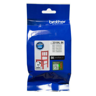 Brother Ink LC3319XL Black