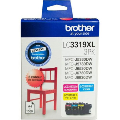 Brother Ink LC3319XL 3pk