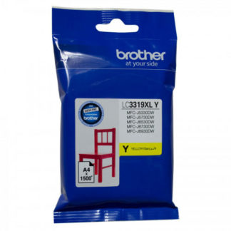 Brother Ink LC3319XL Yellow