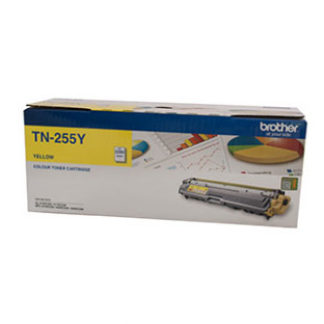 Brother TN255 Yellow Toner