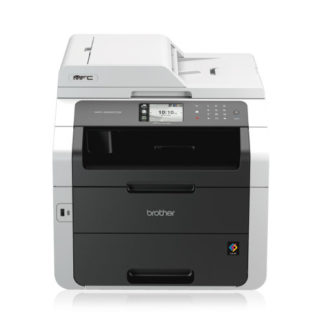 Brother MFC-9340CDW Colour Laser Printer