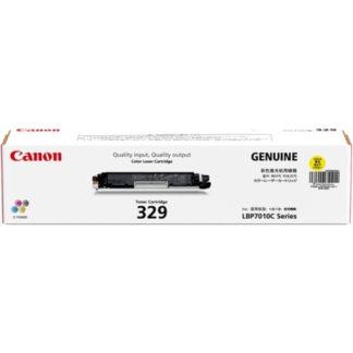 Canon CART329 Yellow Toner