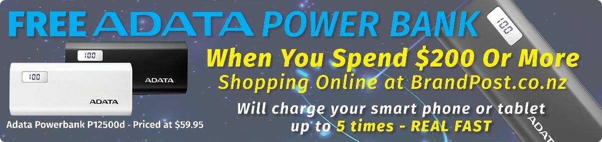 free adata power bank