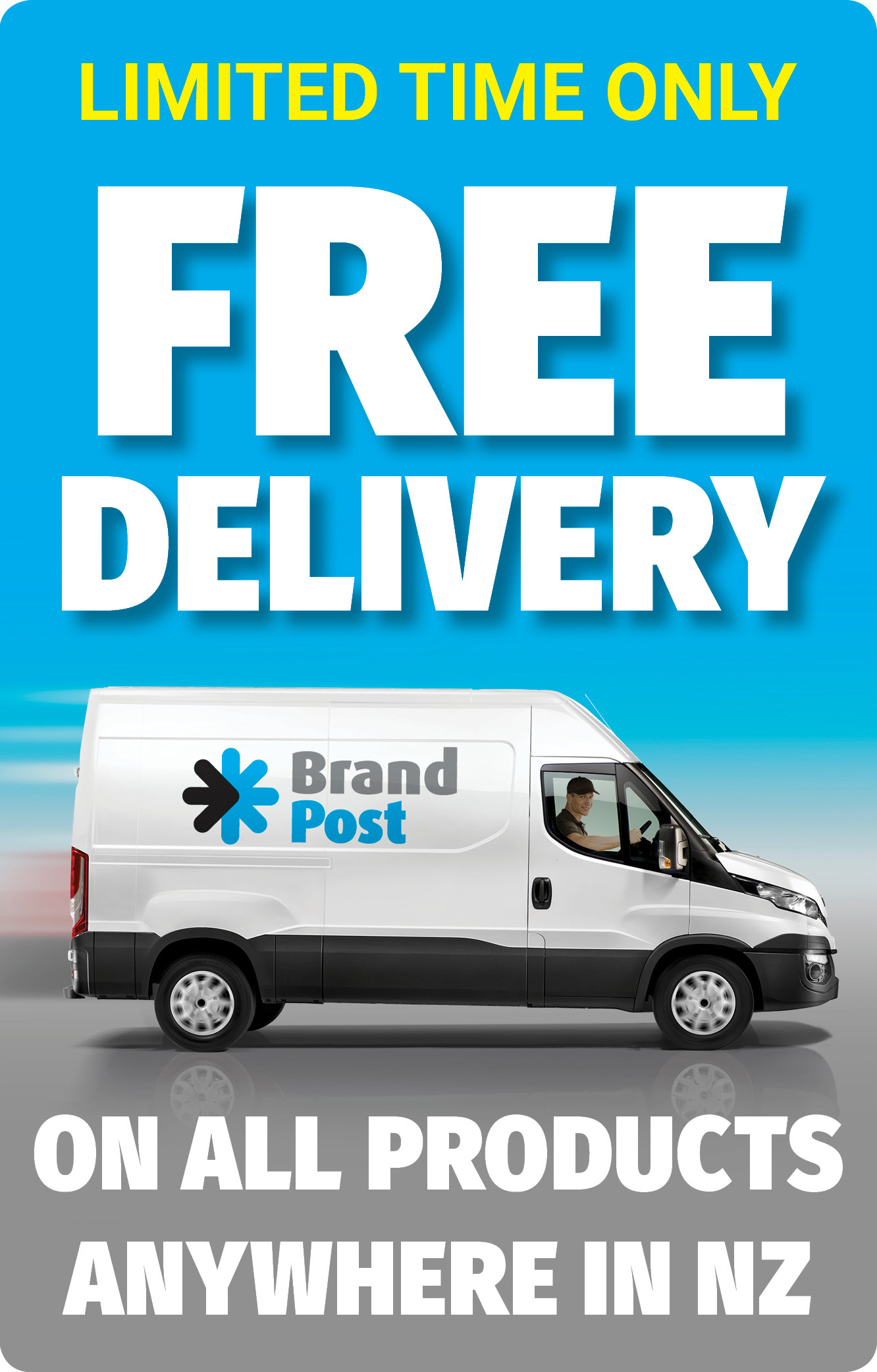 free delivery home page