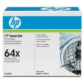 HP CC364X Black Toner