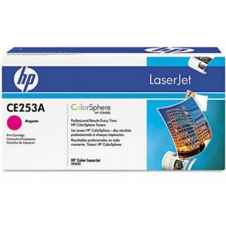 HP CE253A Magenta Toner