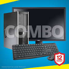 "Ex-Lease HP Elite 8300 22"" Combo"