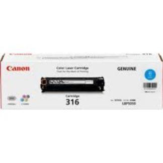 Canon CART316 Cyan Toner