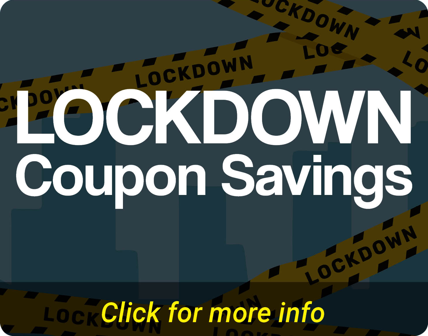 lockdown coupon frontpage banner