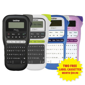 Brother PTH110 P-Touch Label Printer