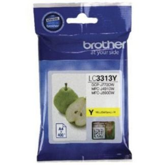 Brother Ink LC3313 Yellow