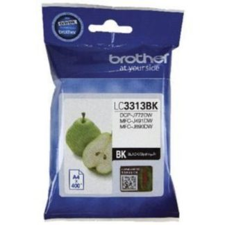 Brother Ink LC3313 Black
