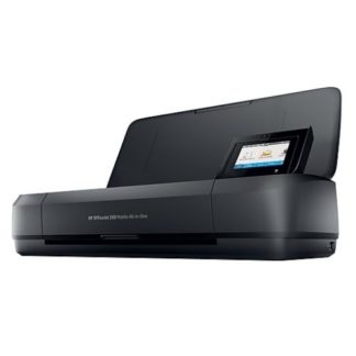 HP OfficeJet 250 Mobile Inkjet MFC Printer