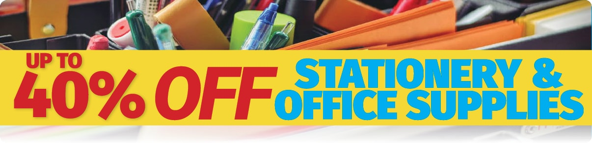 stationery and office supplies big
