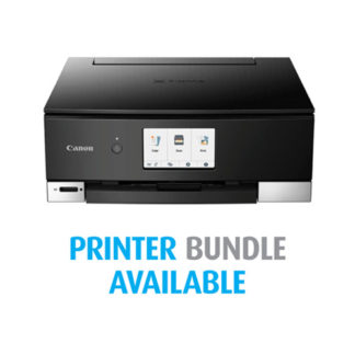 Canon TS8260 Black Printer